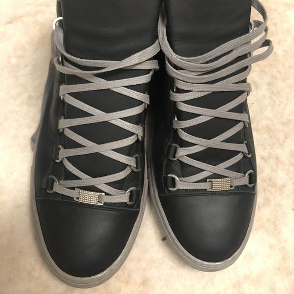 Calf Leather Sneakers Eu 43